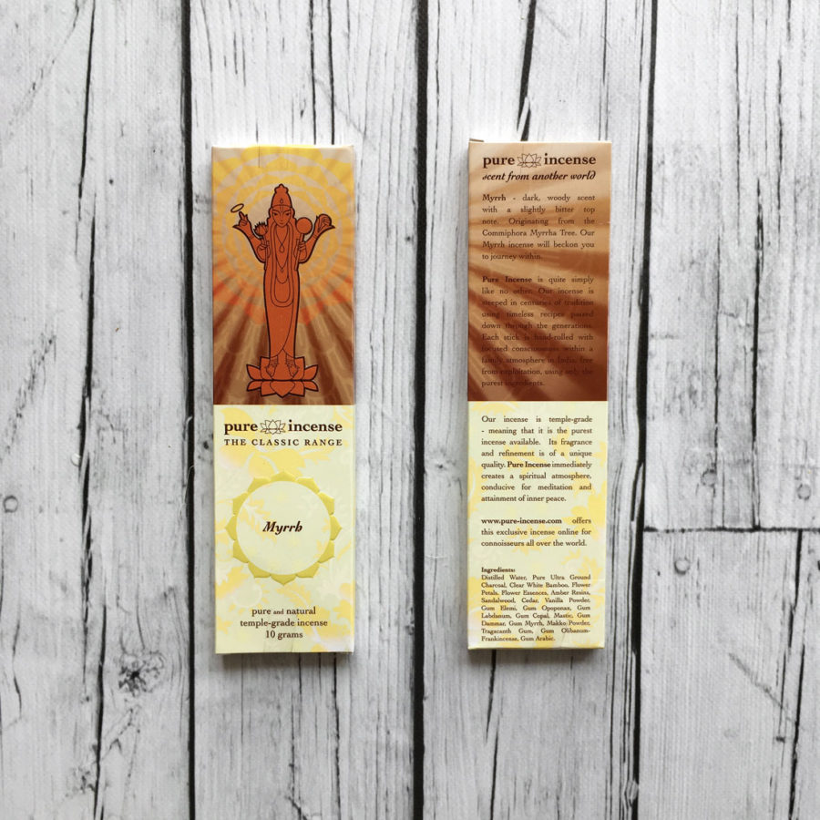 MYRRH (PURE INCENSE)