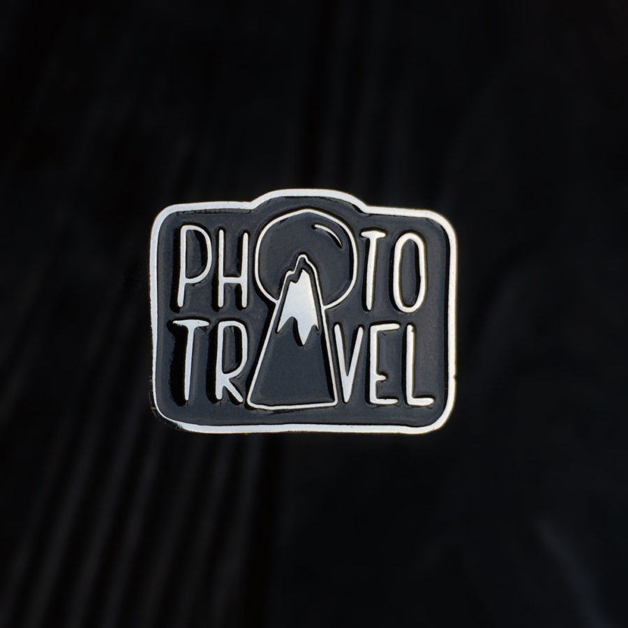 ЗНАЧОК «PHOTO TRAVEL»