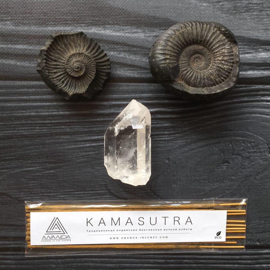 KAMASUTRA (РАМАКРИШНА)