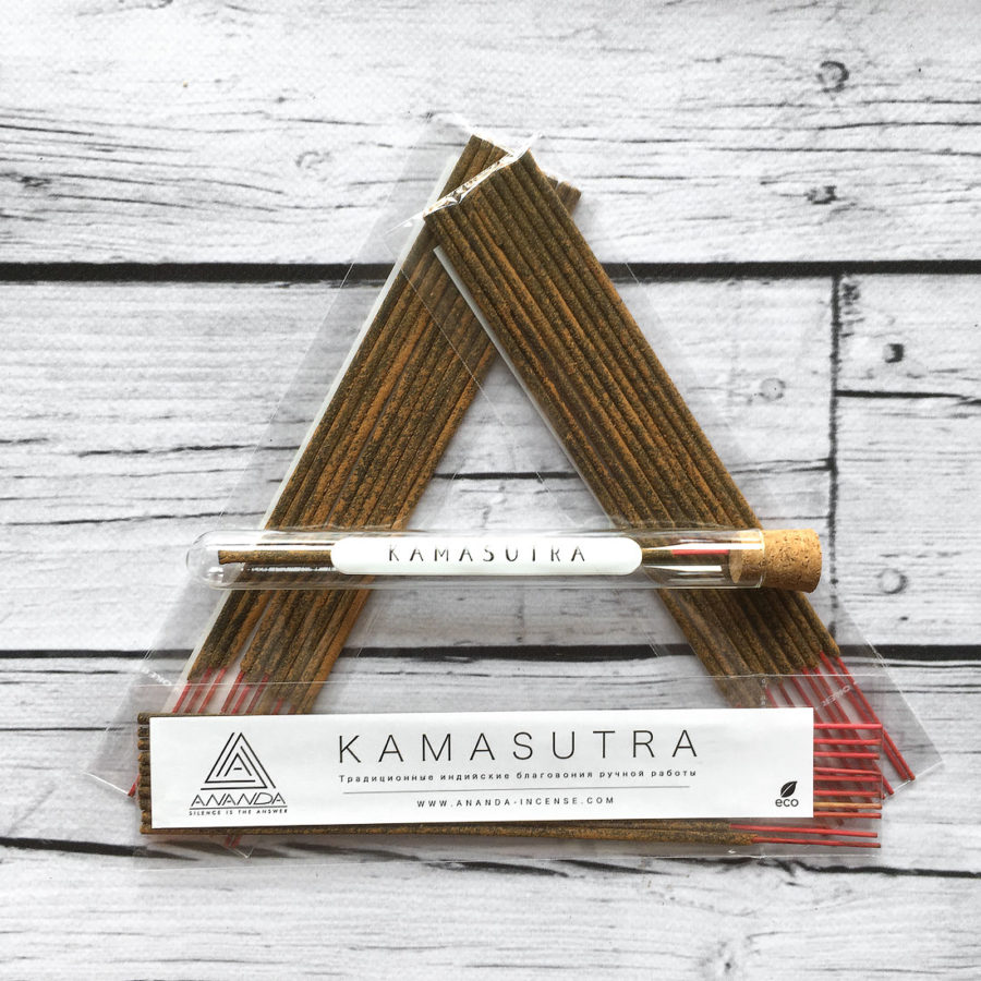 KAMASUTRA (НИТЬЯНАНДА)