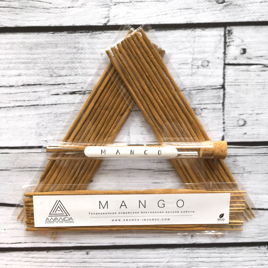MANGO (НИТЬЯНАНДА)