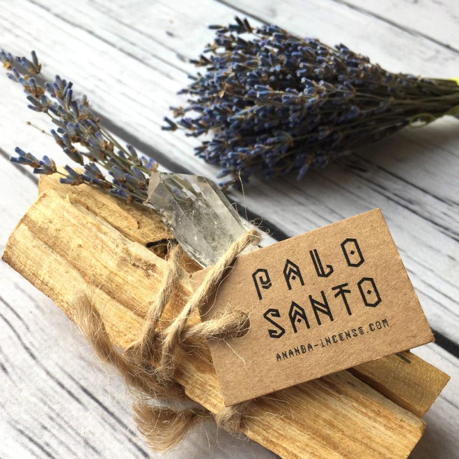 Подарочный набор PALO SANTO (30 г)